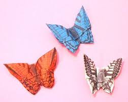 origami butterflies page 2 of 6 gilad s origami page