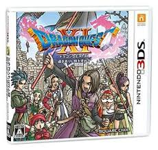 Seeking Ver New Nintendo 3ds Quest Xi Passing And Seeking Time Japan