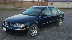 find of the week 2004 volkswagen passat w8 news u0026 features