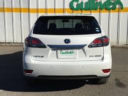 lexus crossover 2013 2013 lexus rx 450h l version used car for sale at gulliver new