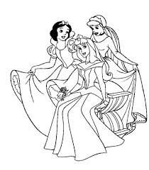 lovely disney princesses coloring pages batch coloring