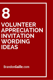 Hospital Opening Invitation Card 537 Best Volunteer Appreciation Images On Pinterest Volunteer