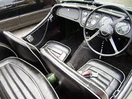 Triumph Tr3 Interior The Roadspeed Garage For Vintage Sportscars 1957 Triumph Tr3