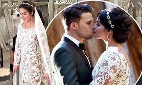 maloney wedding maloney on 15k zuhair murad wedding dress wstale