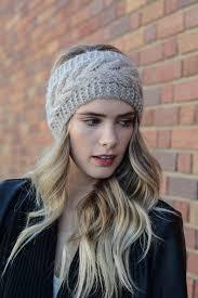 winter headbands crochet headband products crochet and crochet headbands