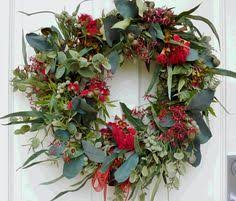 live christmas wreaths inspire bohemia wreaths organic and traditional for