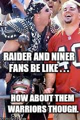 Funny Niner Memes - sports fans imgflip