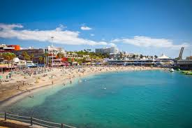 Las Americas Outlet Map by Tenerife Map Tenerife Island Maps Map Of Tenerife Map Las