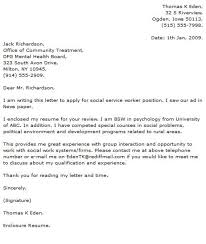 care worker cover letter medical social worker cover letter