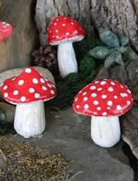 outdoor mushroom lights ceramic garden decor u2013 home design and decorating