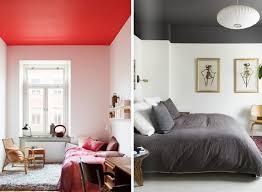 muri colorati da letto soffitto colorato 14 bellissime idee casa it