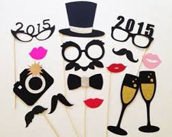 Diy New Years Decorations 2015 by 16 Best Diy Photo Booth Prop Templates Images On Pinterest Photo