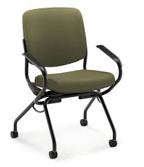 Leather Office Chair Front Stacking U0026 Nesting Chairs Hon Office Furniture