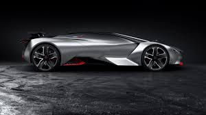 peugeot supercar wallpaper peugeot l500 r hybrid concept cars 4k automotive 804