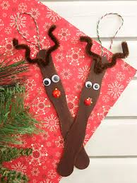 craft stick reindeer ornaments onion rings u0026 things