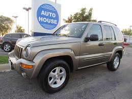 jeep liberty 2004 for sale 2004 jeep liberty limited in downers grove il auto house motors