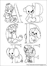 get this precious moments coloring pages alphabet free printable