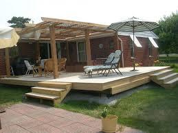 Backyard Umbrellas Large Patio Umbrella Home Design By Fuller