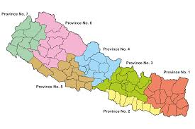 map of province province no 7
