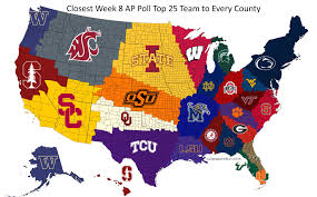 map us iowa look iowa state dominates reddit map showing closest top 25 team