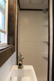 tiny home builders oregon tiny heirloom luxury tiny house on wheels shower with built in