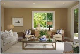 the most popular paint color for living rooms