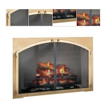Arched Fireplace Doors by Fireplace Doors Fireplace Door Custom Fireplace Doors