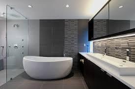 trough bathroom sinks bathroom contemporary with black bathroom