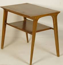 Drexel End Table by Drexel Mid Century Modern End Table Ebth