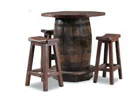 Rustic Bistro Table And Chairs Captivating Pub Bistro Table Sets Bar Top Counter Height Kitchen