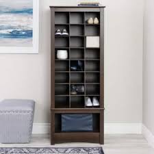 Espresso Bookcase With Doors Espresso Finish Bookshelves Bookcases For Less Overstock