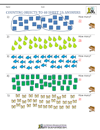 Grade 1 Counting To 20 Worksheets Printable Counting Worksheet Counting Up To 50