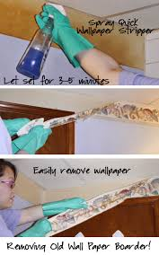 wallpaper borders bathroom ideas 15 diy ideas to refresh your living room 14 removing wallpaper