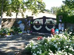 Michael Jackson Backyard Congenial Michael Jackson Neverland Together With Neverland Ranch
