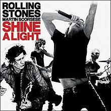 a photo album shine a light the rolling stones album