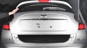 nissan juke interior trunk 2013 nissan juke liftgate youtube