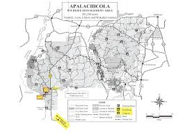 Apalachicola Florida Map by Hickory Landing In The Apalachicola Natl U0027 Forest Day Trips