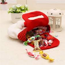 aliexpress com buy 3 styles christmas candy bags gifts hand bags