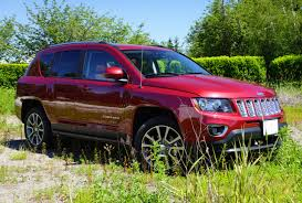 jeep crossover 2014 2014 jeep compass limited 4x4 road test review carcostcanada
