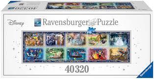ravensburger disney puzzle 40320 pieces toys