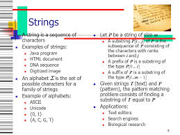 pattern matching algorithm in data structure using c 1 comp9024 data structures and algorithms week ten text processing