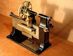 Bench Micrometer Working American Precision Museum Measuring Devices