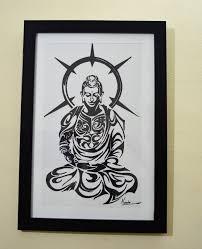 buddha sketch modern u0026 abstract paintings artoreal