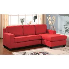 red sectional sofas with chaise centerfieldbar com