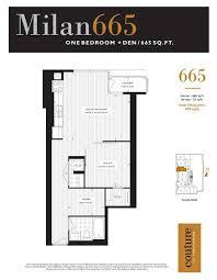 Couture Condo Floor Plans | couture the condominium inside toronto condos