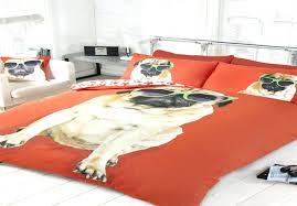 Single Duvet Size Uk Dog Print Single Duvet Cover Dog Print Duvet Cover Uk 3d Super Dog