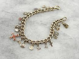 themed charm bracelet unique masonic themed charm bracelet market square jewelers