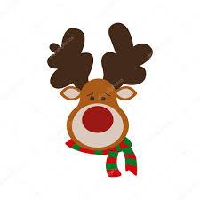 imagenes animadas de renos de navidad reno feliz navidad dibujos animados el icono gráfico vectorial