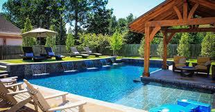 Awesome Backyard Ideas Awesome Backyard Pool Ideas Riothorseroyale Homes Top Backyard