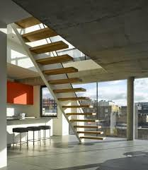 Modern Glass Stairs Design Modern Staircase Design Decor References